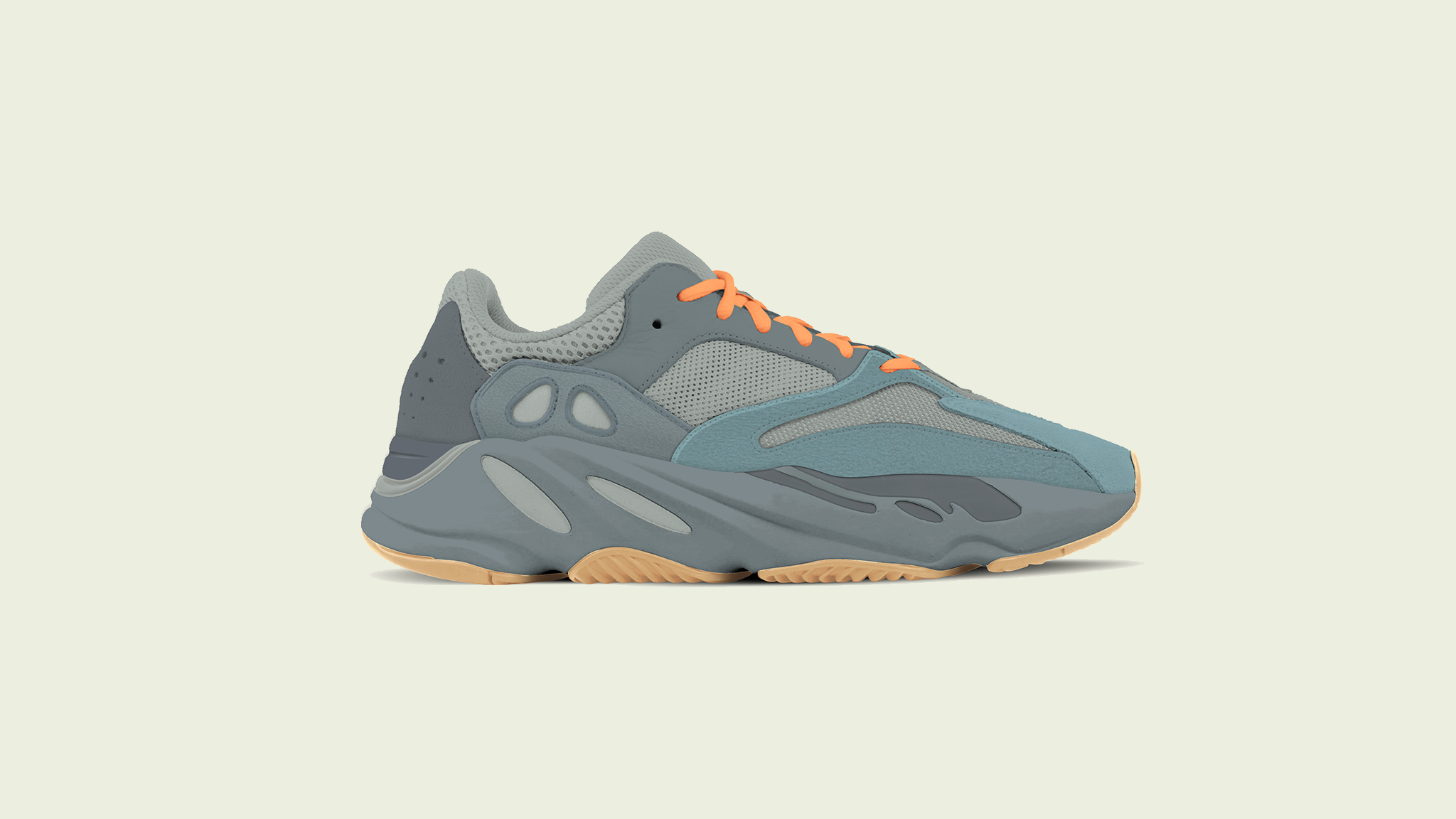 "YEEZY BOOST 700 ""Teal Blue"" Revealed"