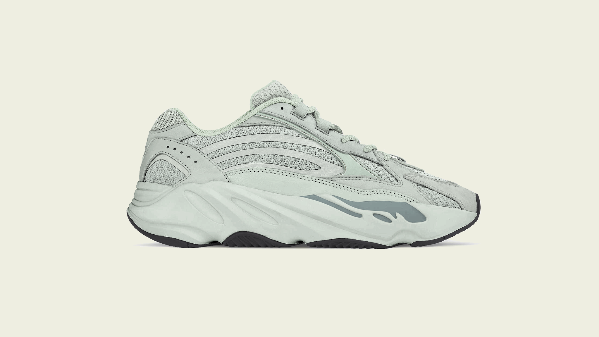 "YEEZY BOOST 700 V2 ""Hospital Blue"" Revealed"