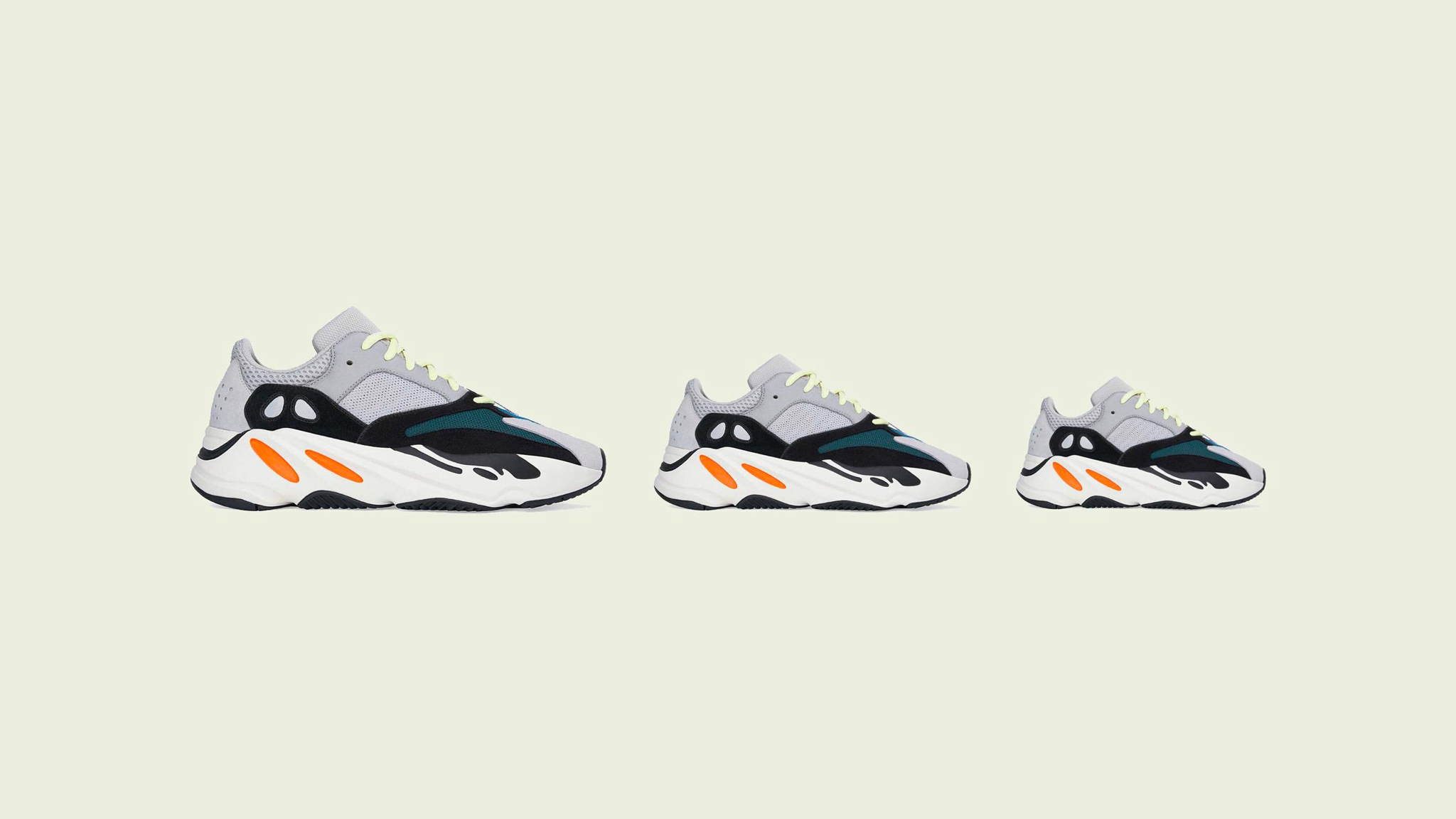 "YEEZY BOOST 700 ""Wave Runner"" Store List"