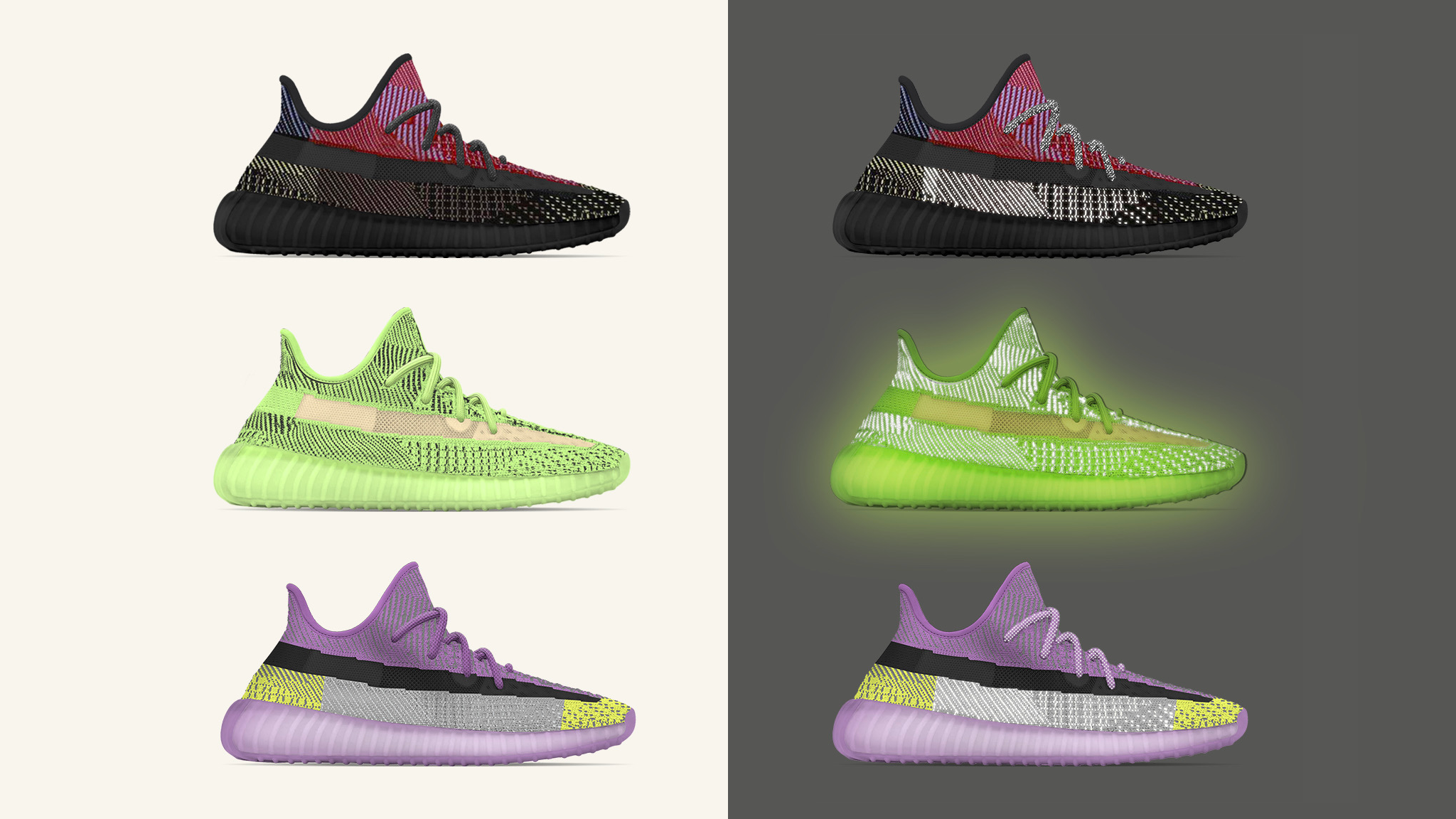 YEEZY BOOST 350 V2 Fall/Winter 2019 Lineup