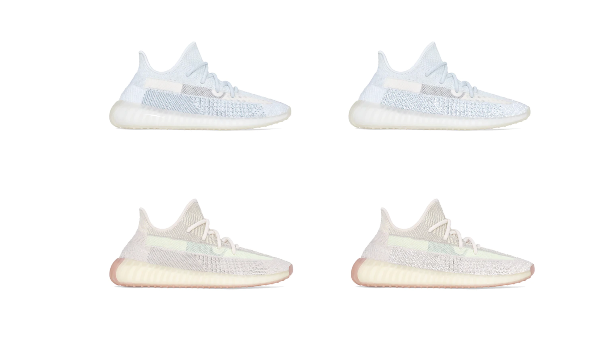 YEEZY BOOST 350 V2 PRE-ORDERS Are Now Available