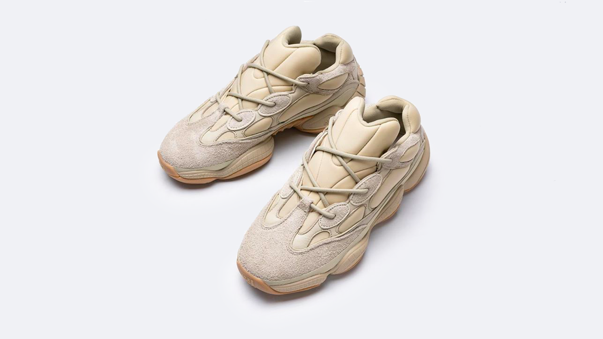 "YEEZY 500 ""Stone"" First Look"