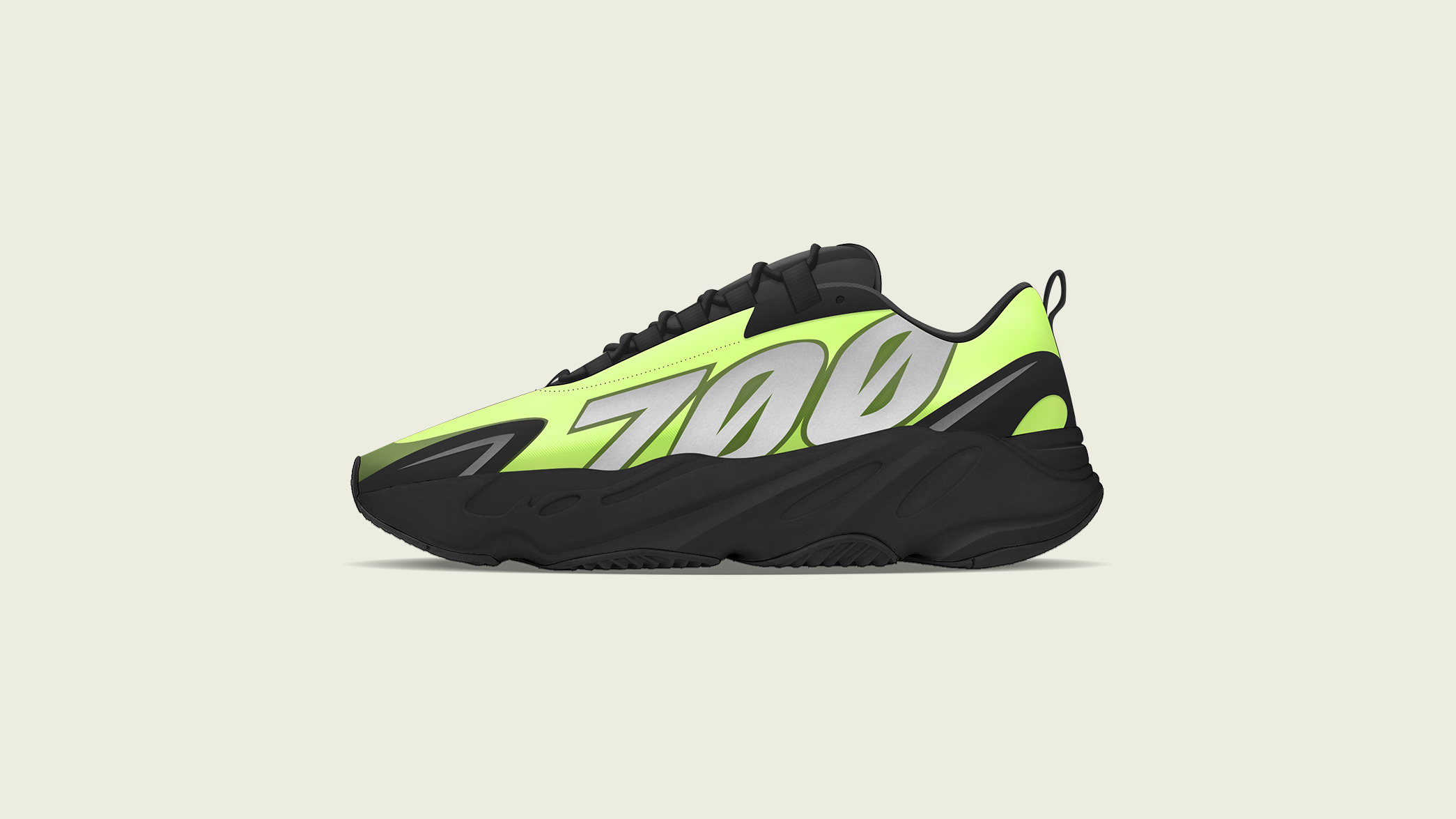 "YEEZY BOOST 700 MNVN ""Phosphor"" Revealed"