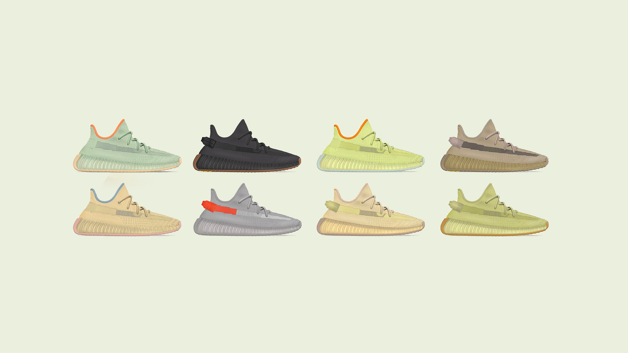 yeezy all cw
