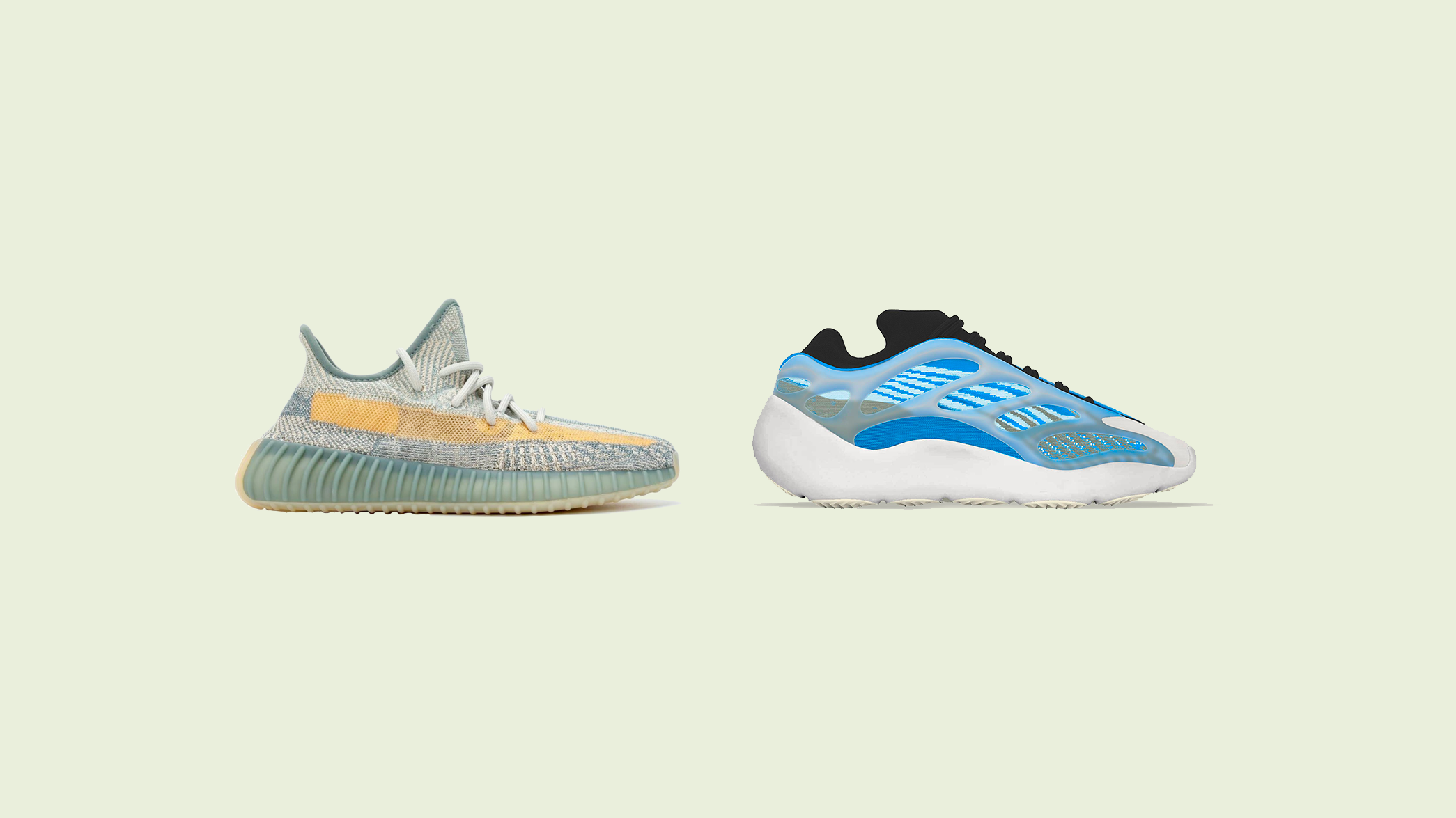 YEEZY August 2020 Line Up & Release Dates