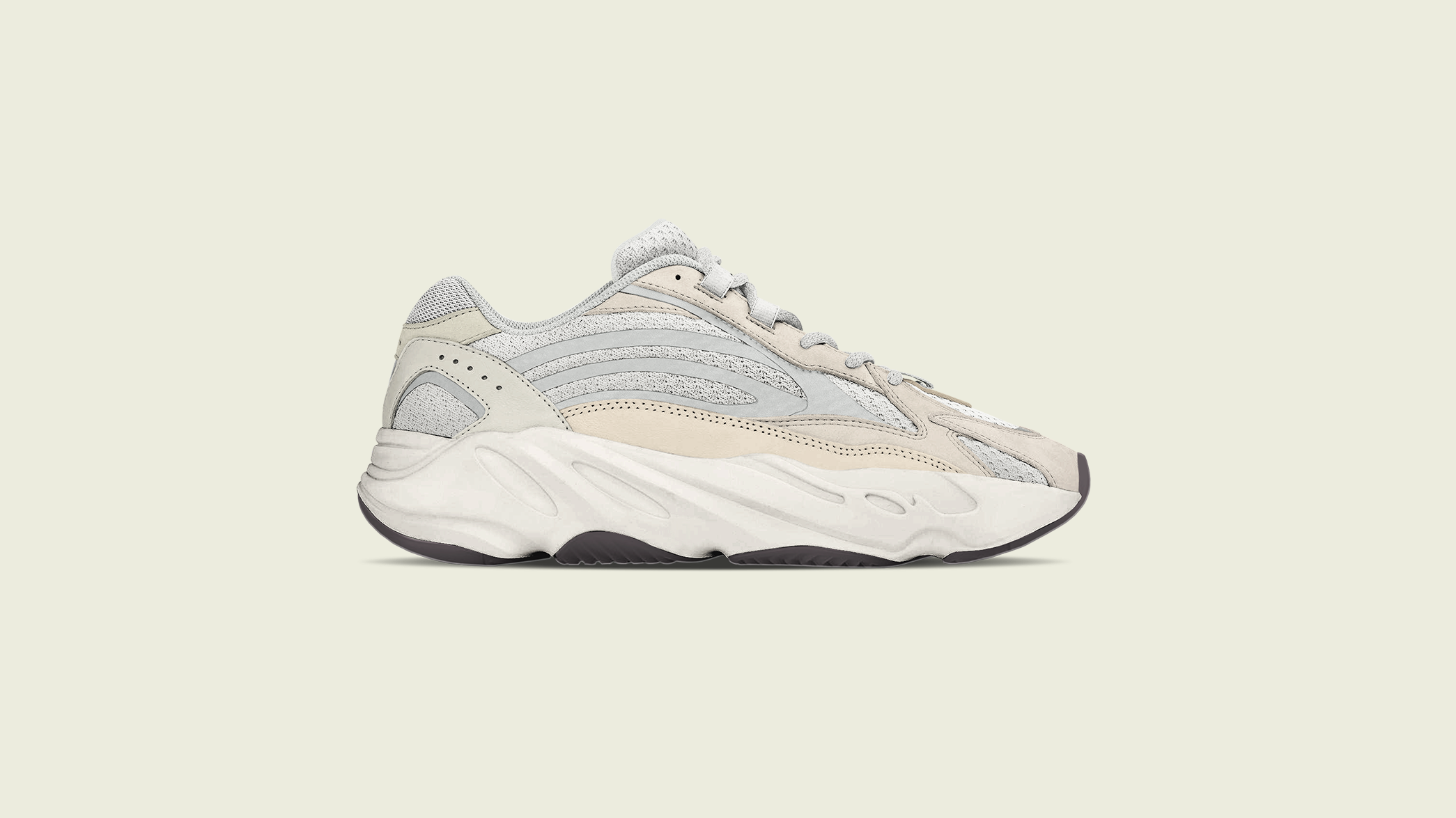 "YEEZY BOOST 700 V2 ""Cream"" Revealed"