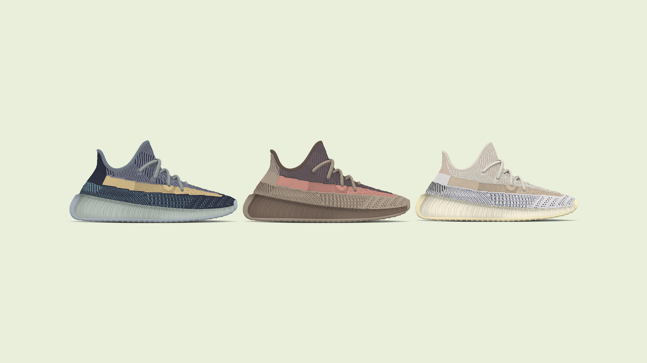 YEEZY BOOST 350 V2 SS21 Releases