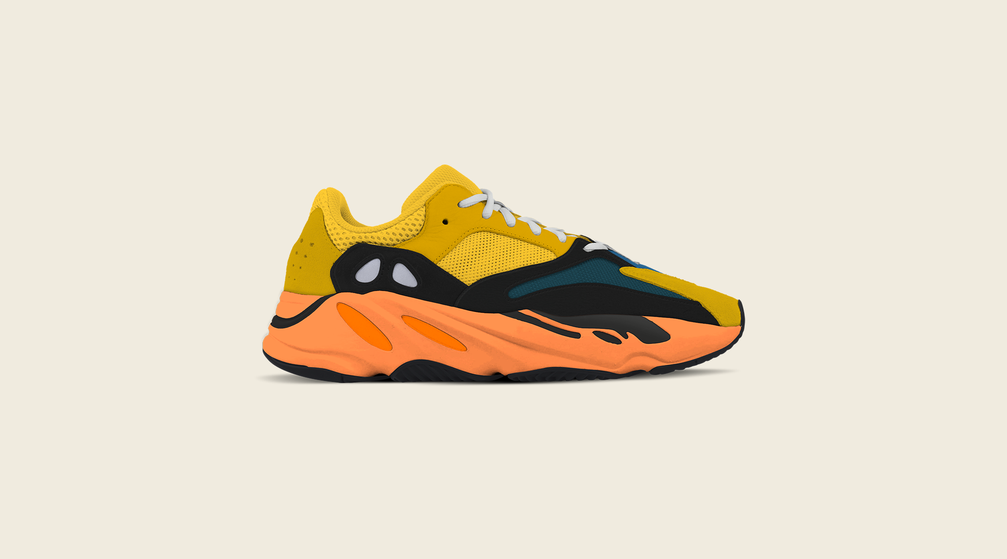 "YEEZY BOOST 700 ""Sun"" Revealed"