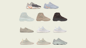 YEEZY SEPTEMBER LINE UP
