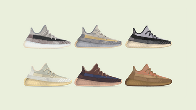 YEEZY BOOST 350 V2 Fall/Winter 2020 Line Up