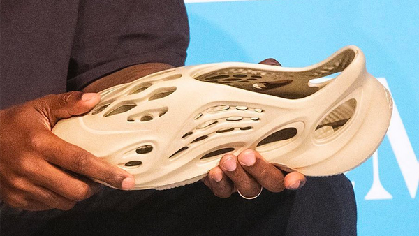YEEZY FOAM RUNNER Introduced by Kanye West