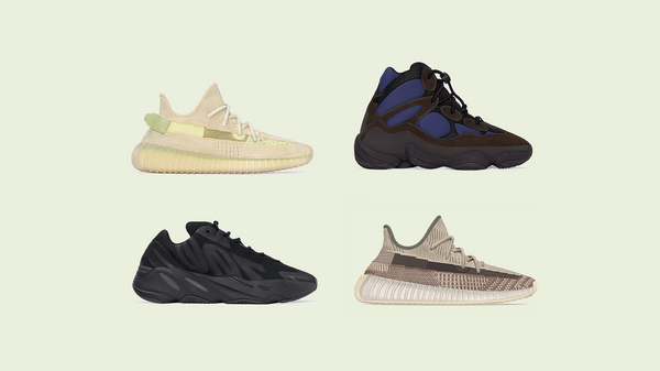 YEEZY May 2020 Global Line Up & Release Dates