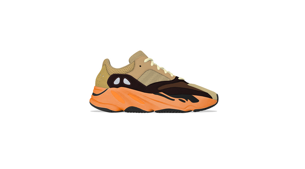 "YEEZY BOOST 700 ""Enflame Amber"" Revealed"